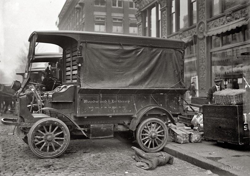 Workhorse: 1912