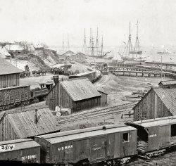 Ways of Going: 1865