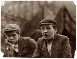 Bleach Room Boys: 1910