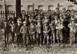Saturday Noon: 1910