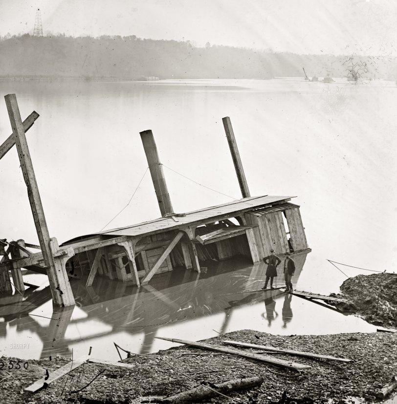 Dredge-Boat: 1864
