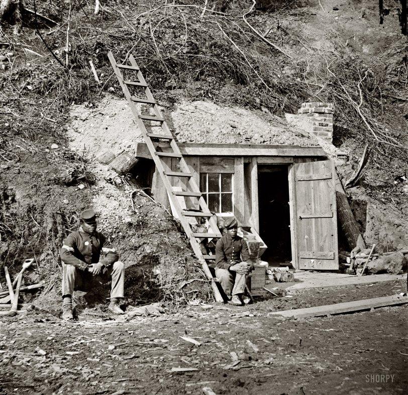 Dutch Gap: 1864