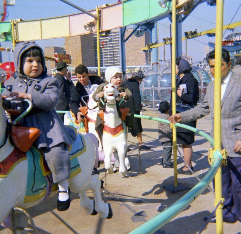 Coney Island: 1963