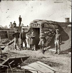 Fort Burnham: 1864