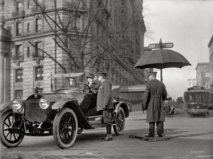 Groundhog Day: 1917