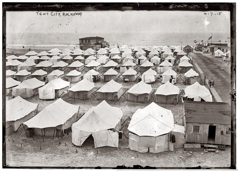 Tent City: 1910