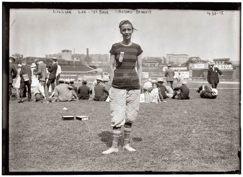 Lillian Lee: 1908