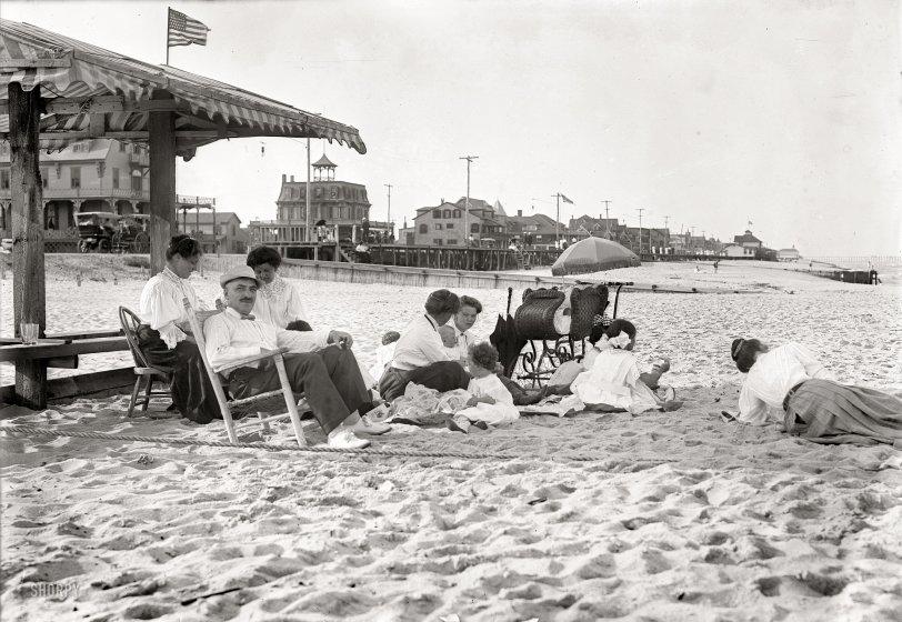 Jersey Shore: 1910
