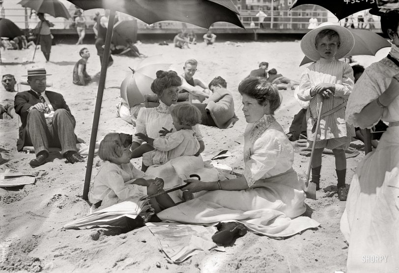 Jersey Hotties: 1911