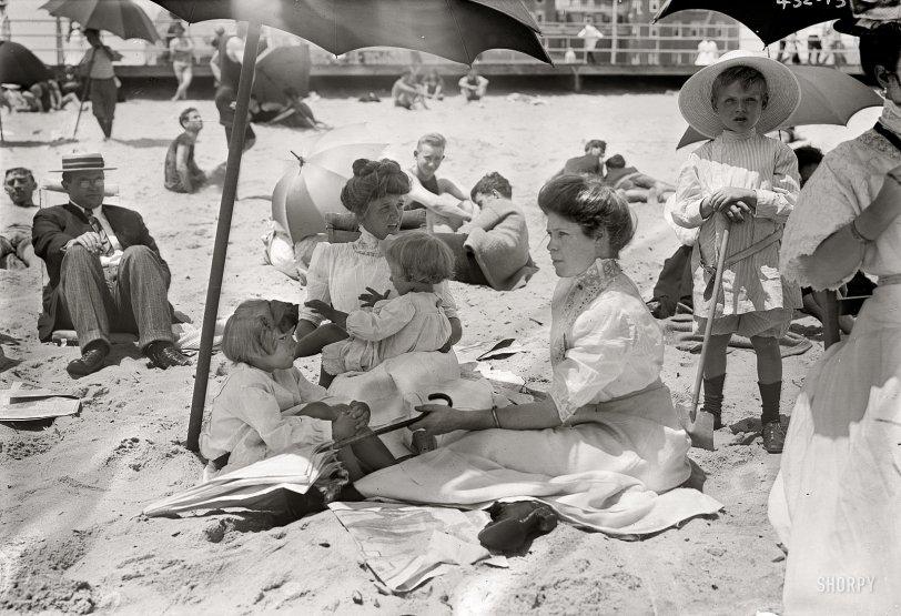 Jersey Hotties: 1911
