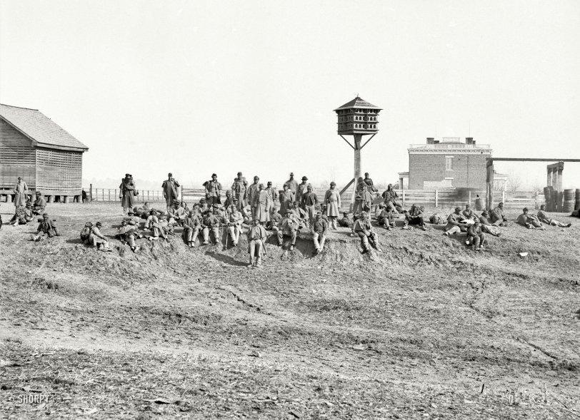 Aiken's Landing: 1864
