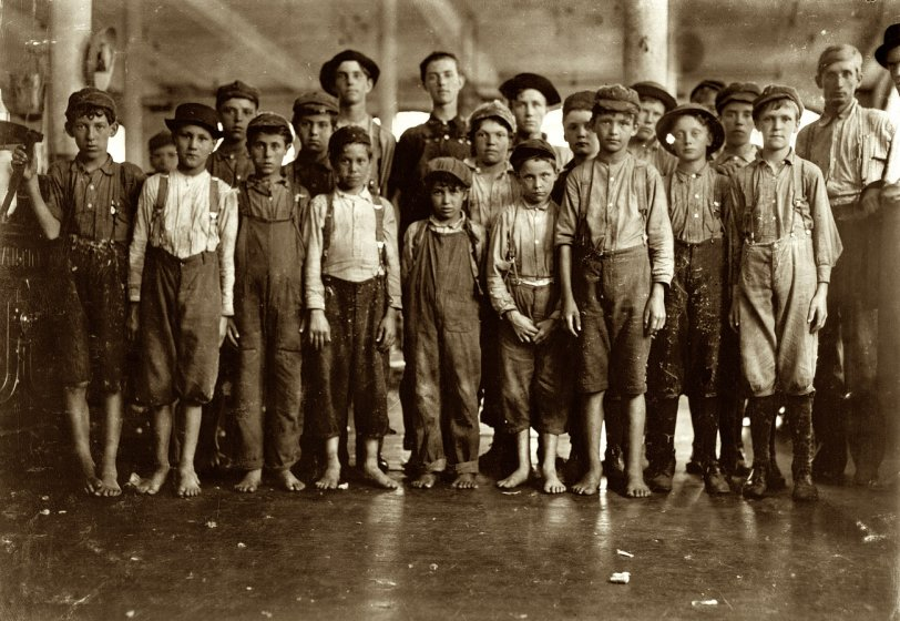 Fries Mill Boys: 1911