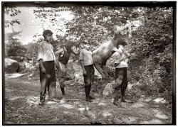 The Deer Hunters: 1908
