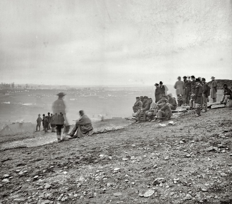 Ringside: 1864