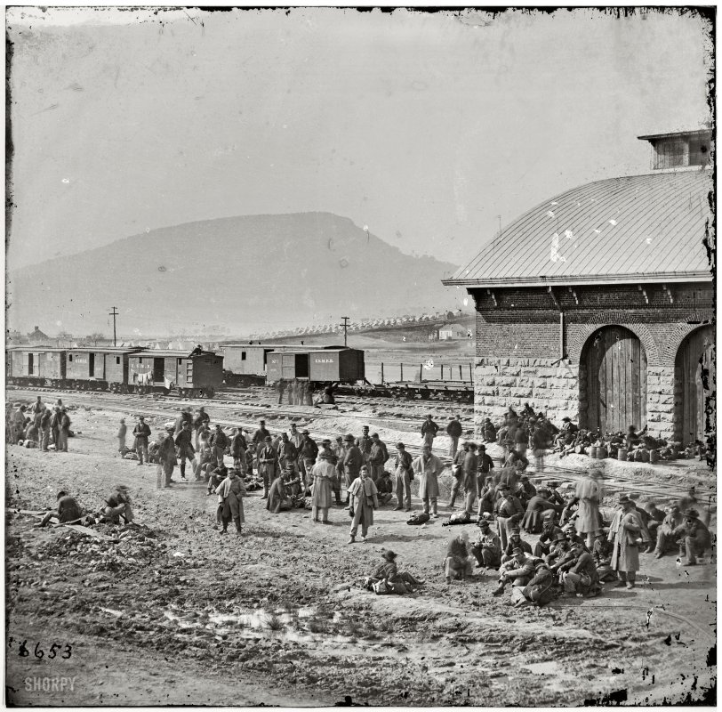 Prisoners of War: 1864