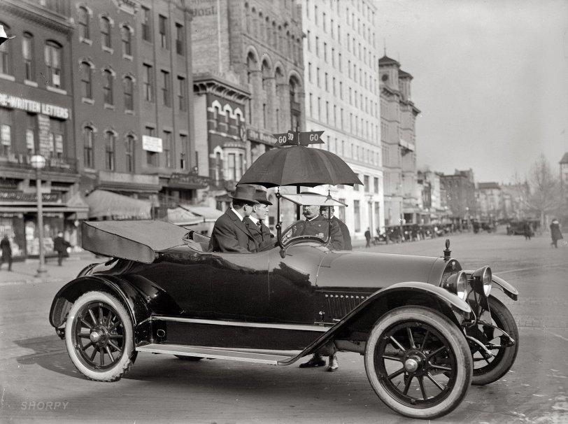 Traffic Umbrella: 1917