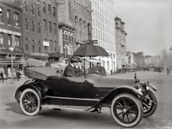 Traffic Umbrella: 1917