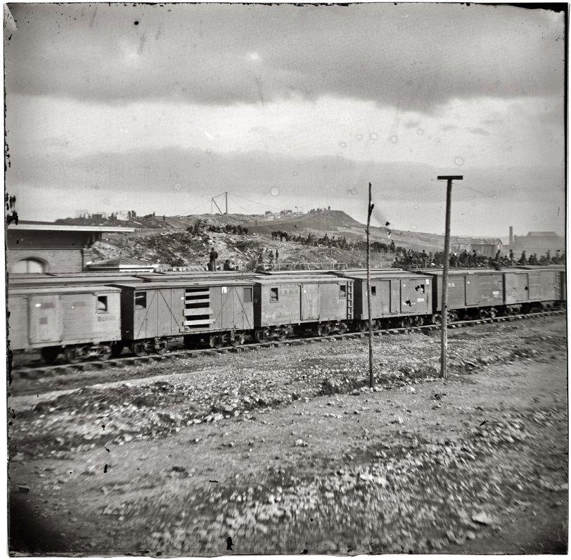 Chattanooga Depot: 1864