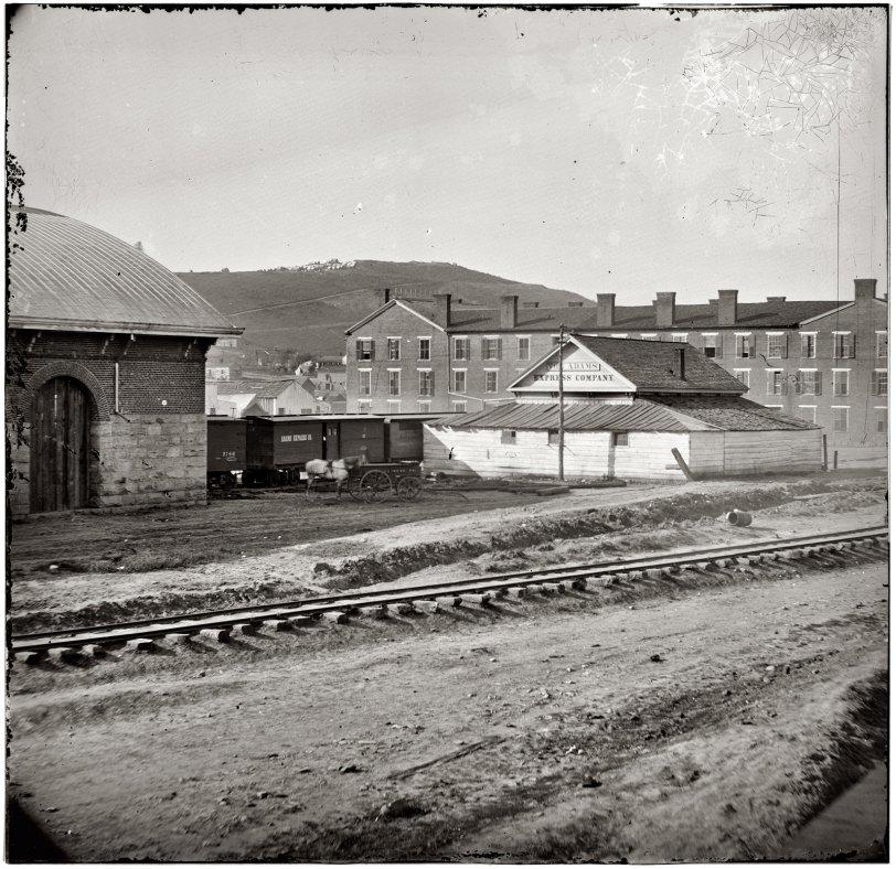 Cameron Hill: 1864