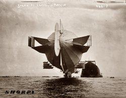 Luftschiff Zeppelin 3: 1908