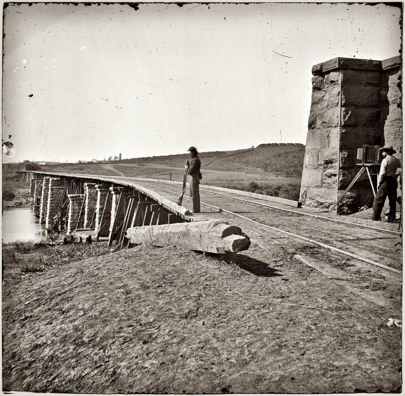 Strawberry Plains: 1863