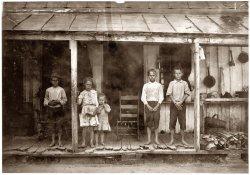 Purdie Family: 1911