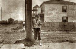 Oscar Weston: 1911