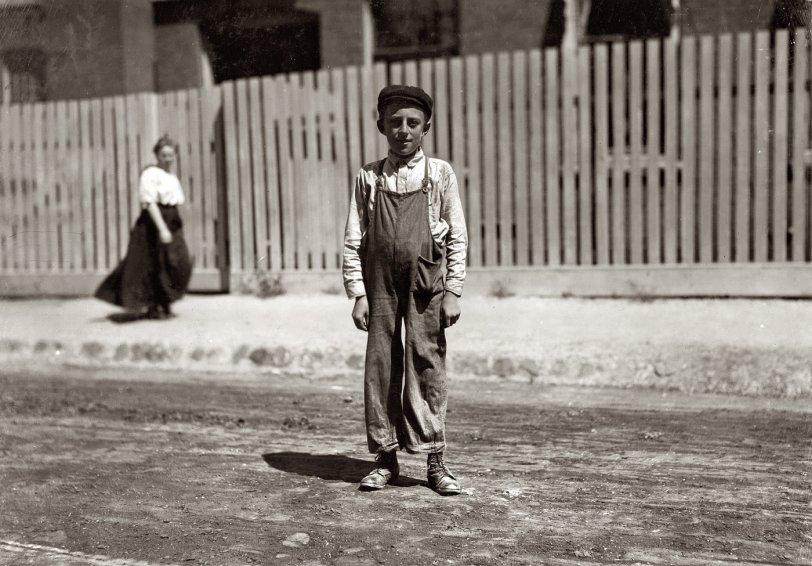 John Bachman: 1911