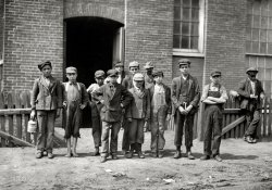 Sagamore Mill Boys: 1911