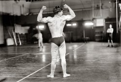 Sam's Back: 1908