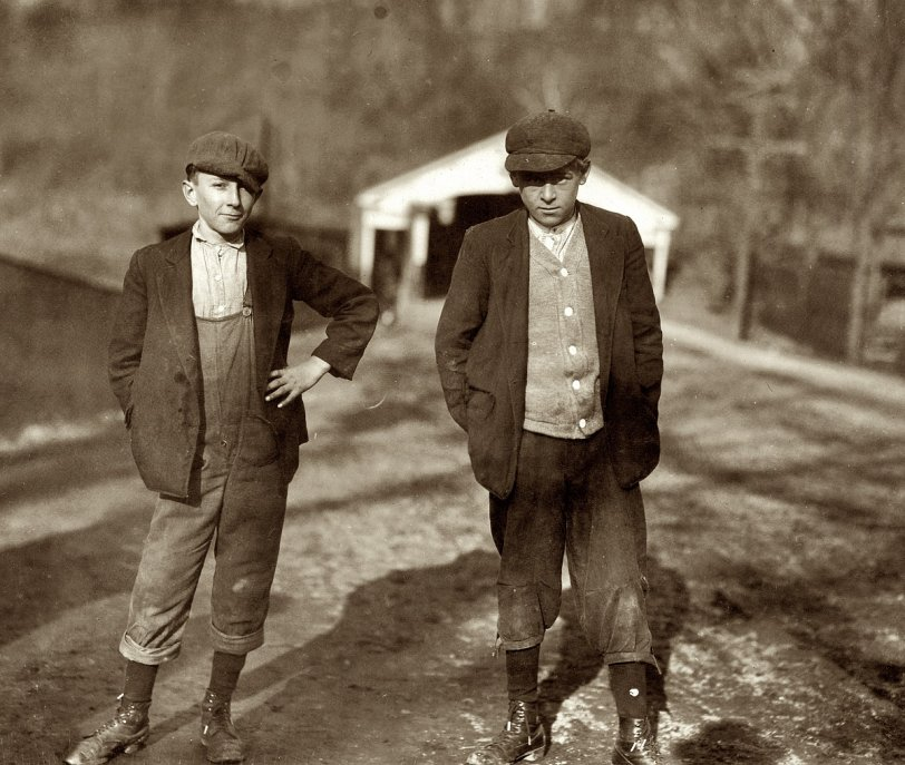 Henry and Peter: 1911