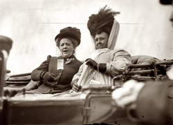 Mrs. Bryan and Mrs. Flaherty: 1908