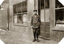Sweeps in No. 4: 1912