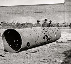 Holey Smokestack: 1865