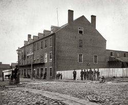 Castle Thunder: 1865