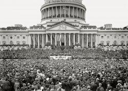 The New President: 1913