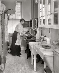 Margarete's Kitchen: 1914
