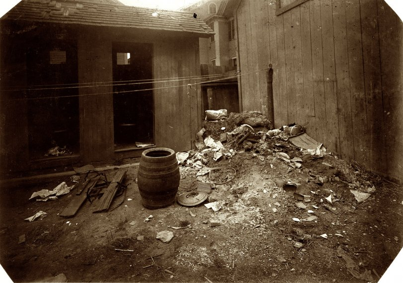 70 Borden Street: 1912