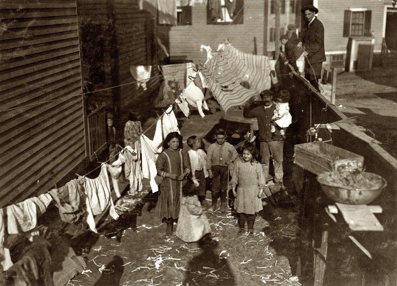 Republican Street: 1912