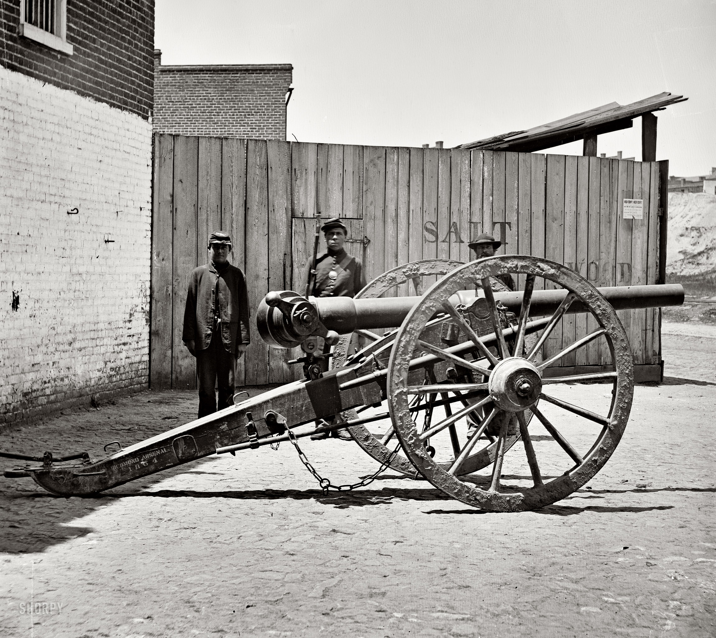 Shorpy Historic Picture Archive :: Ready to Roll: 1865 high-resolution photo