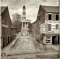 Stove Warehouse: 1865