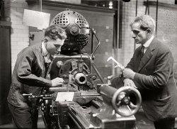 Machine Shop: 1917