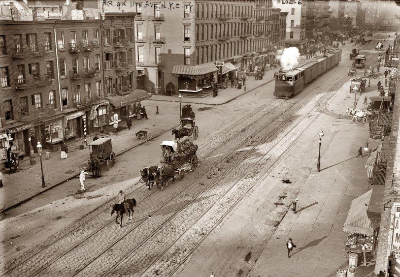 Death Avenue: 1910