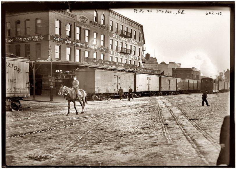West Side Cowboy: 1911
