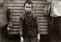 Young Pete: 1913