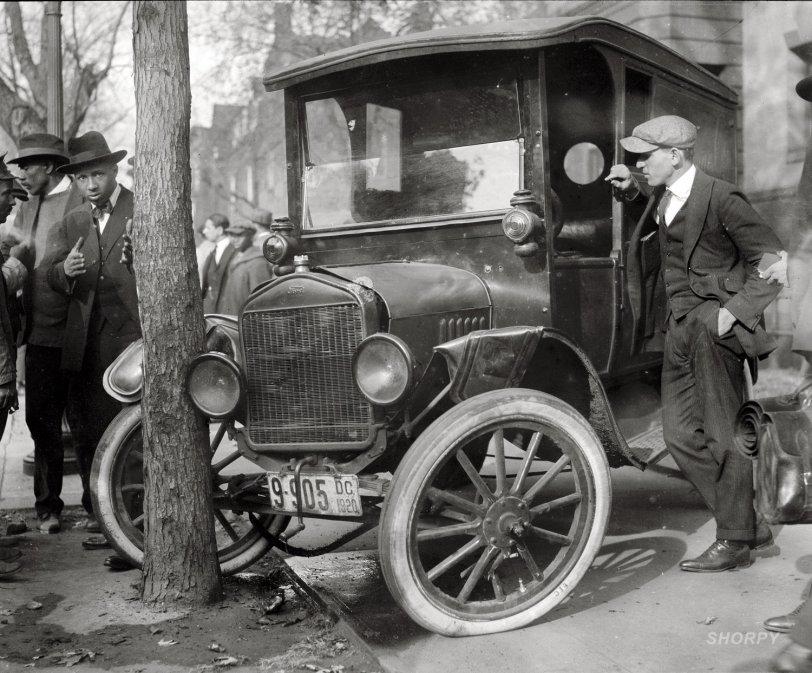 Fender-Bender: 1920