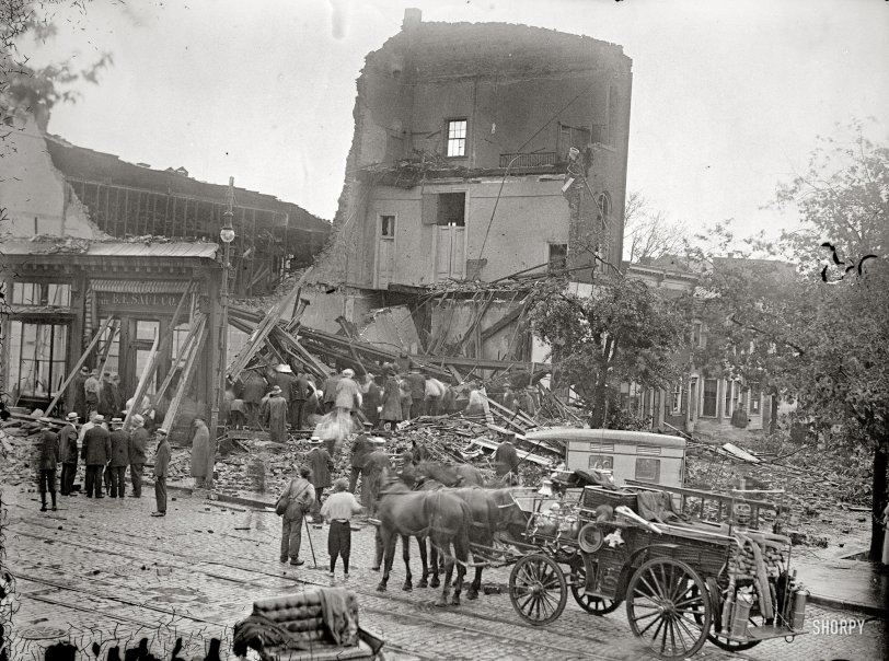After the Storm: 1913