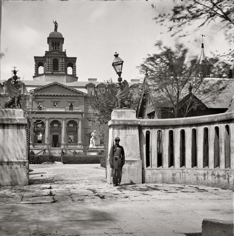 Orphan Asylum: 1865