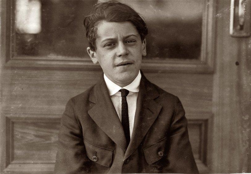 Oscar Reynolds: 1916