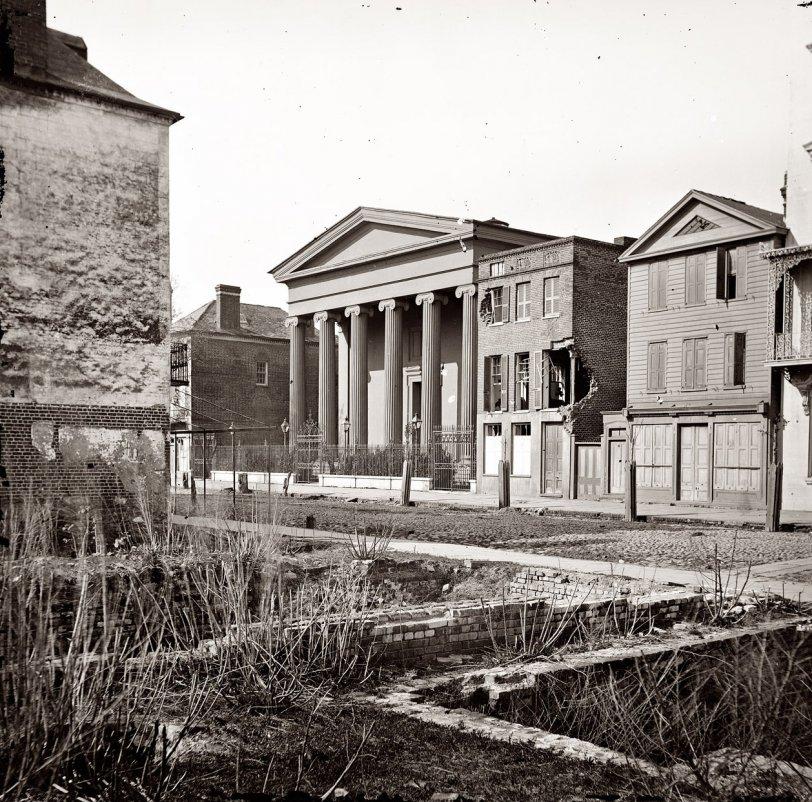 105 Meeting Street: 1865